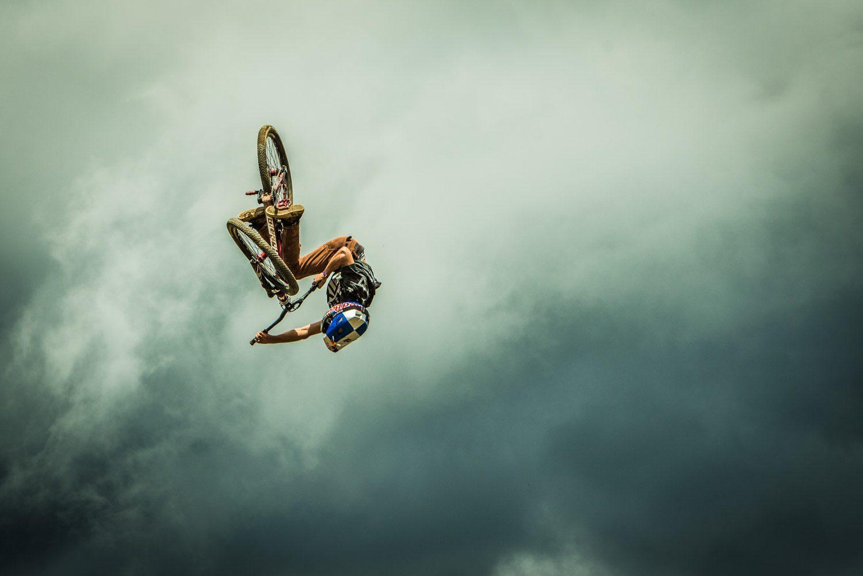 Fahrradtricks, Radsport, LesGets, Action, Sportfotograf, Fotograf Land Salzburg