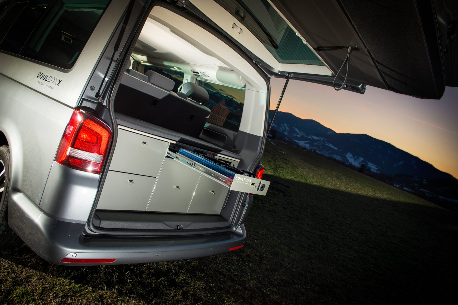 VW California, Soulboxx Edition, Travel Photographer, Land Salzburg, Lorenz Masser