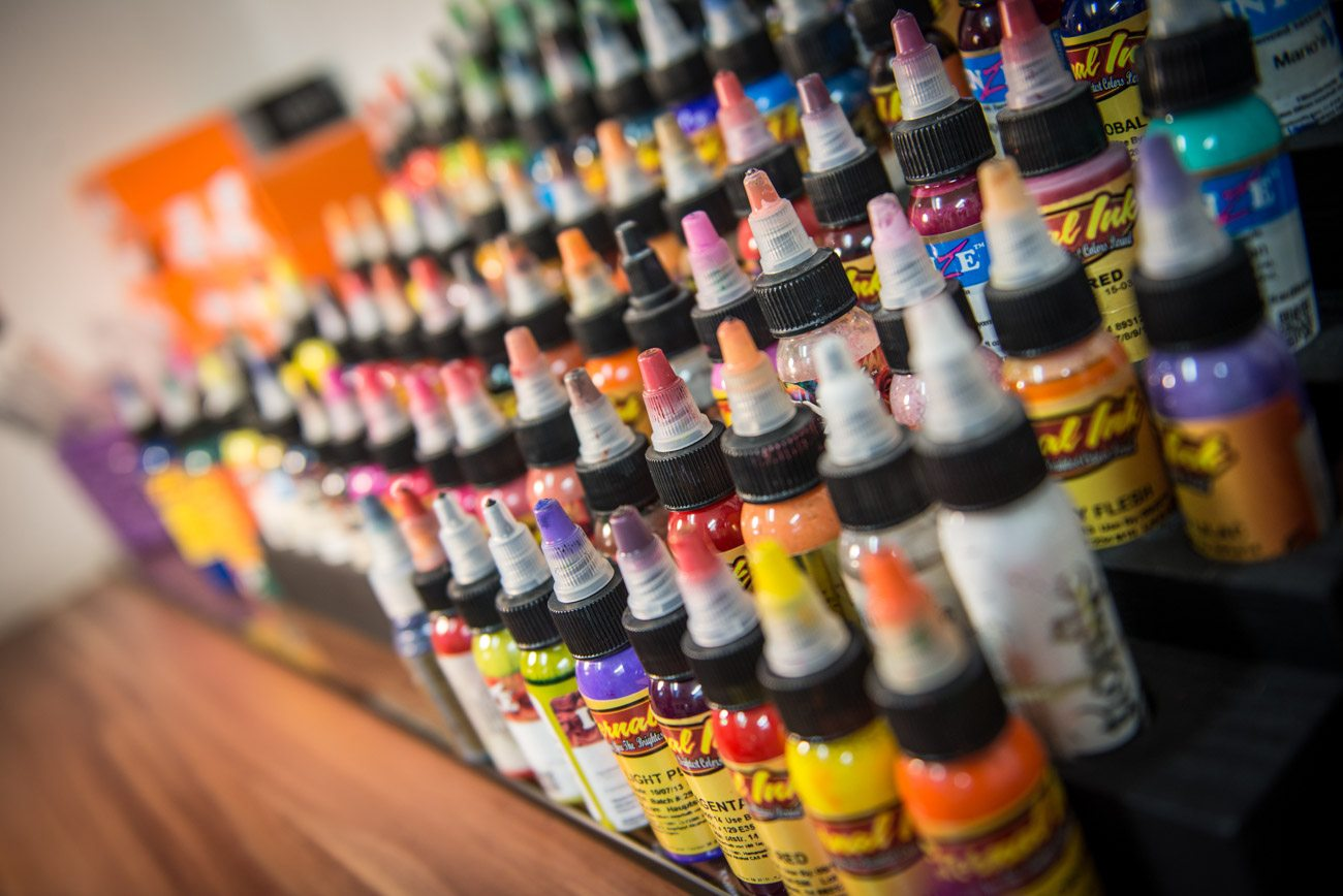 Farbwerk, Tattoo, Lorenz Masser, Land Salzburg