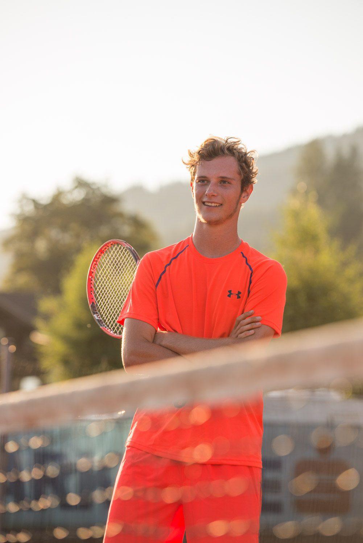 Portrait, Tennis, Marco Moises, Nachwuchssportler, Fotograf Land Salzburg, Lorenz Masser