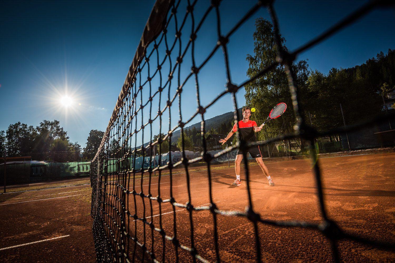 Tennis, Marco Moises, Nachwuchssportler, Fotograf Land Salzburg, Lorenz Masser