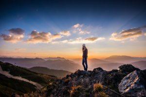 Grießenkareck, Sonnenuntergang, Flachau, Reisefotografie, Travelling, Reisen, Landschaft, Landscape, Landschaftsfotografie, Lorenz Masser
