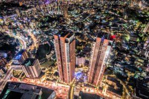 Tokyo, Japan, City, Stadtlichter, Citylights, Reisefotografie, Travelling