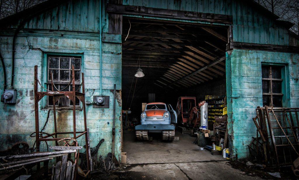 Stewart, Kanada, Auto, Alt, Türkises Haus, Landschaft, Reisen, Landscape, Landschaftsfotograf, Fotograf, Lorenz Masser