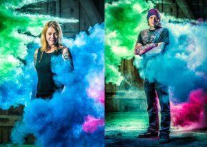 Farbwerk, Tattoo, Portraitfotografie, Portrait, Fotograf, Lorenz Masser