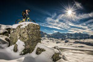 Winter, MTB, Action, Sportfotograf, Sports Phototgrapher, Lorenz Masser