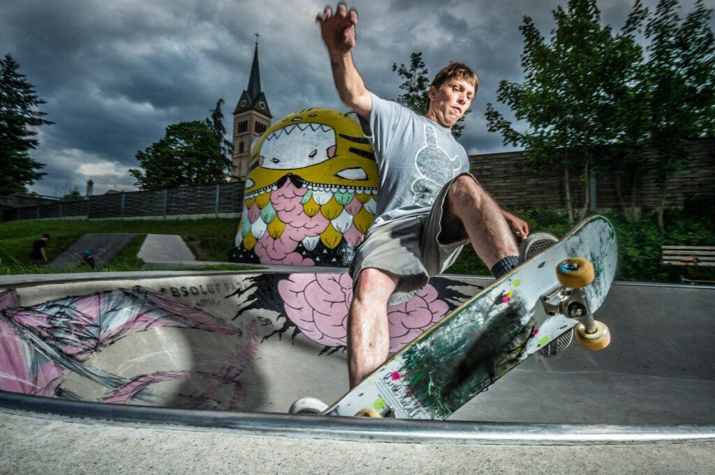 Skateboard, Lemmingbowl, Action, Sportfotograf, Radstadt, Lorenz Masser