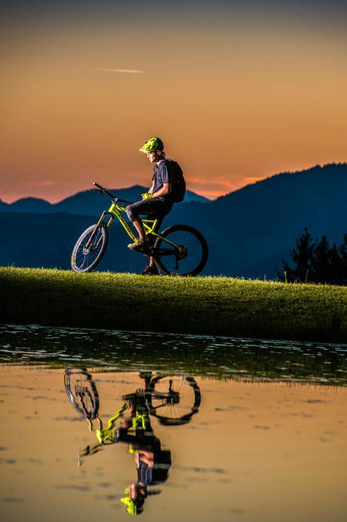 MTB Sunset Lifestyle, Sportfotograf