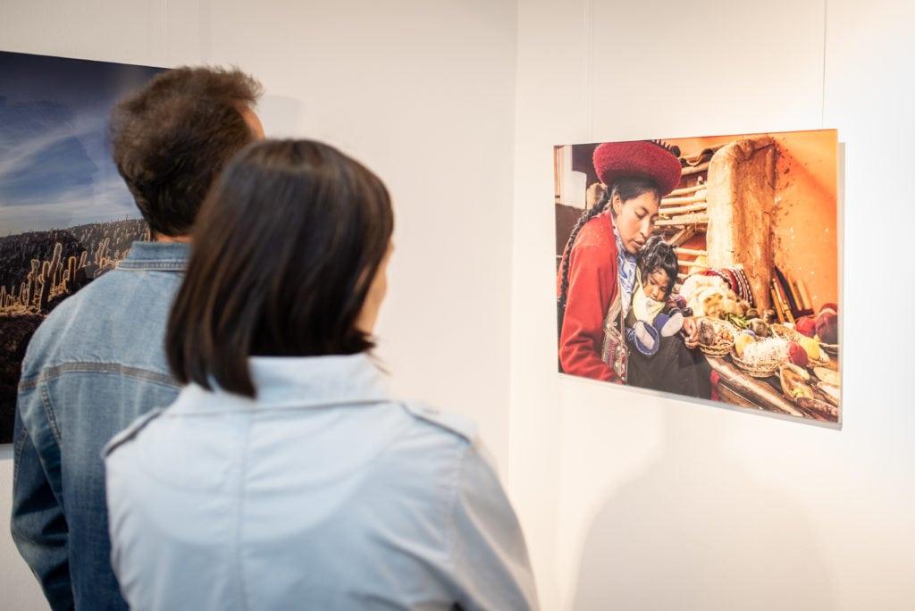 Fotoausstellung Südamerika