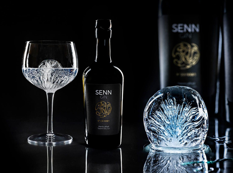 Produktfoto_Werbefotograf-Salzburg_Senn-Gin